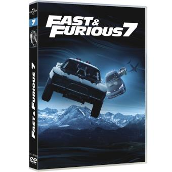 fast and furious fast and furious 7 dvd coffret dvd dvd zone 2 james wan vin diesel. Black Bedroom Furniture Sets. Home Design Ideas