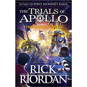 The Burning Maze 3 - The Trials of Apollo