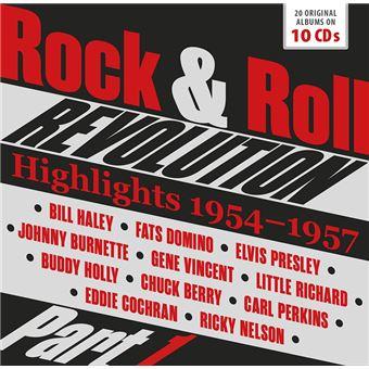 ROCK & ROLL REVOLUTION/10CD