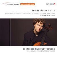 Oeuvres pour violoncelle