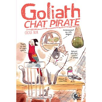 GoliathGoliath, chat pirate