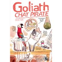 Goliath, chat pirate