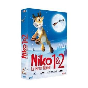 Niko, le Petit Renne 1 et 2 DVD