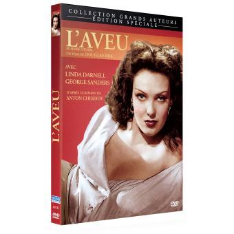 L'Aveu DVD