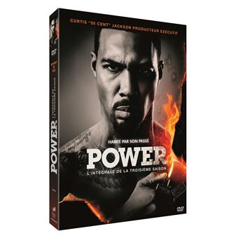 PowerPower Saison 3 DVD