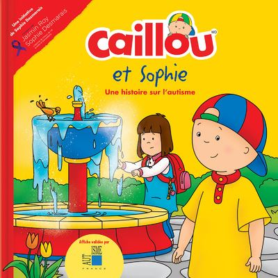 Caillou et Sophie