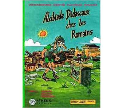 Alcibiade Didascaux chez les Romains