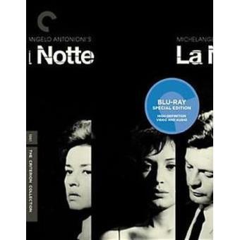 Criterion collection la notte/it/st gb/ws