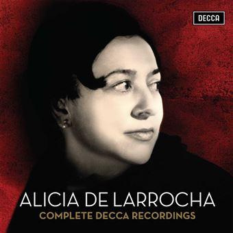 COMPLETE DECCA RECORDINGS/41CD