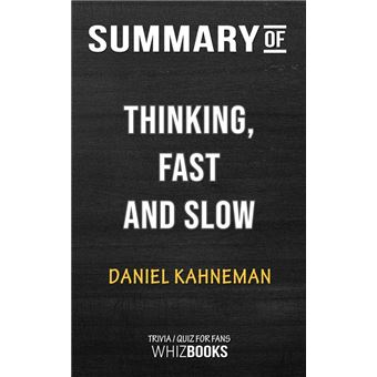 Kahneman Thinking Fast And Slow Epub