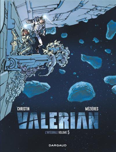 Valérian - Intégrales - Tome 5 - Valerian Intégrale