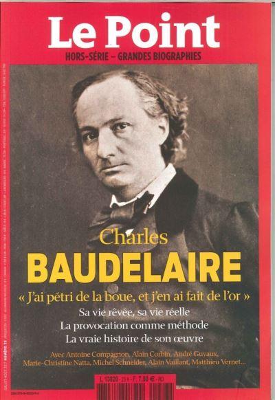 Les maîtres-penseurs : Baudelaire