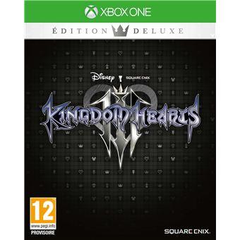 Kingdom Hearts III Edition Deluxe Xbox One