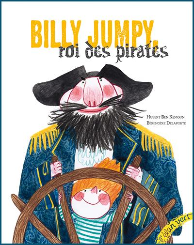 Billy jumpy, le roi des pirates