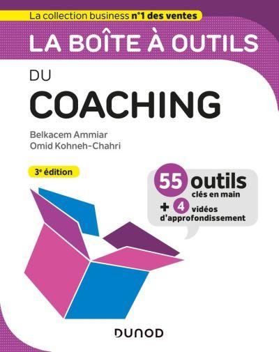 La boîte à outils du coaching - 3e éd. - 9782100795321 - 14,99 €