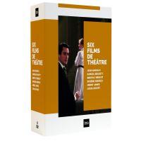 Coffret 6 films de Théâtre DVD