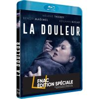 La Douleur Edition Fnac Blu-ray