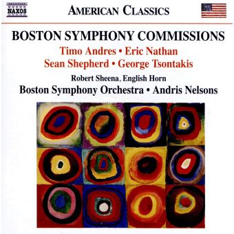 Boston symphony commissio