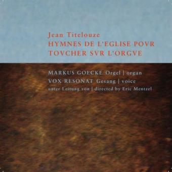 Hymnes De L'eglise Pour Toucher Sur L'Orgue
