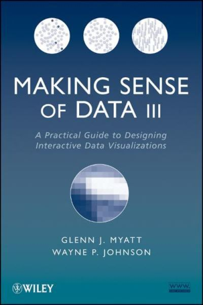 Making sense of data 3