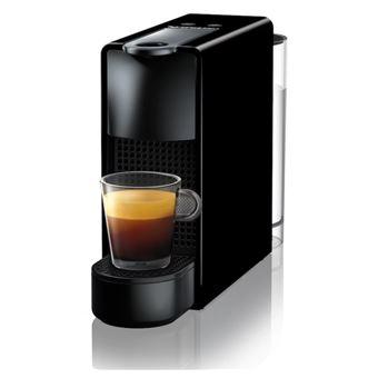 Expresso à capsules Krups Nespresso Essenza Mini Noir