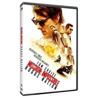 Mission : Impossible  Les FilmsMission : impossible - Rogue nation DVD