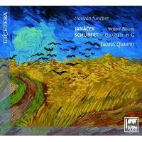Horizon Funèbre Intime Briefe Quartett in G Digipack