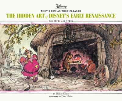 They Drew as They Pleased Vol 5 - The Hidden Art of Disney's Early Renaissance - 9781797204109 - 23,62 €