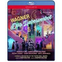 Wagner : Das Liebesverbot Blu-ray