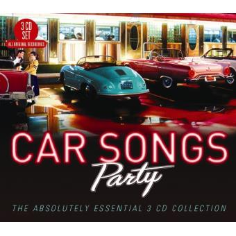 Car songs party