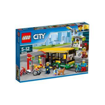 lego city 60154 la gare routi re lego achat prix fnac. Black Bedroom Furniture Sets. Home Design Ideas