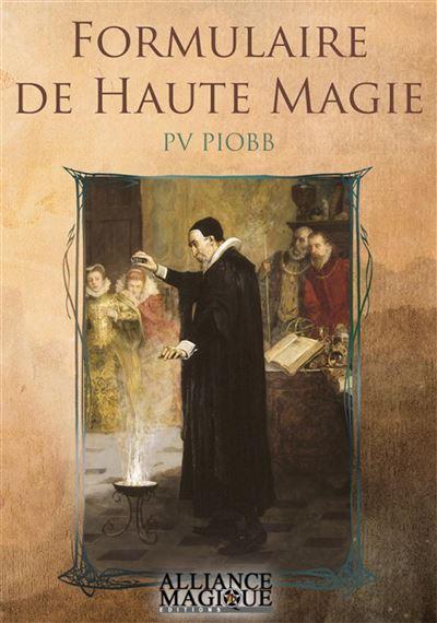 Formulaire de Haute-Magie