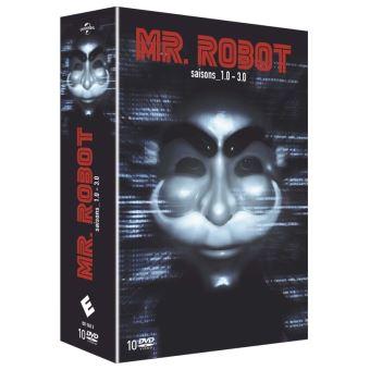 Mr. RobotCoffret Mr. Robot Saisons 1 à 3 DVD