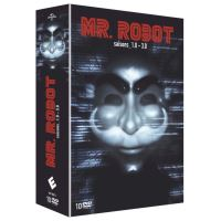 Coffret Mr. Robot Saisons 1 à 3 DVD