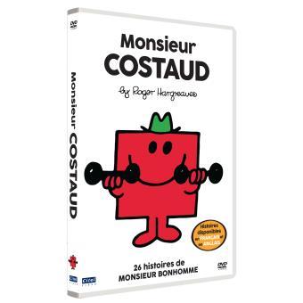 Monsieur CostaudMONSIEUR BONHOMME - MONSIEUR COSTAUD-FR