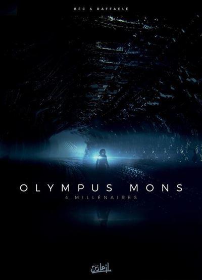 Olympus Mons T04 - Millénaires - 9782302073661 - 9,99 €