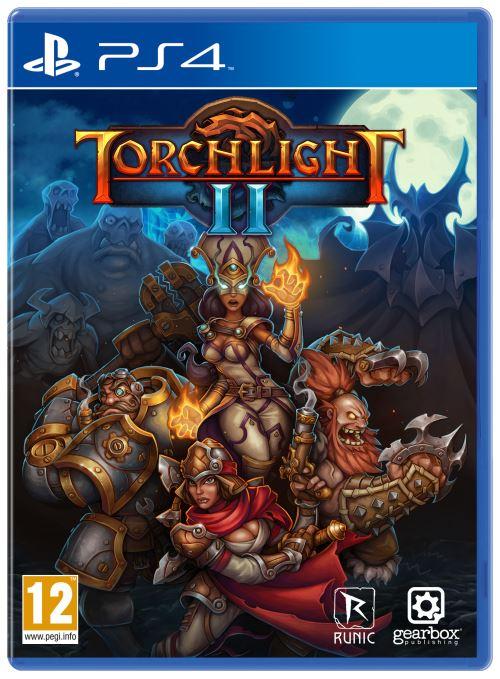 Torchlight 2 PS4