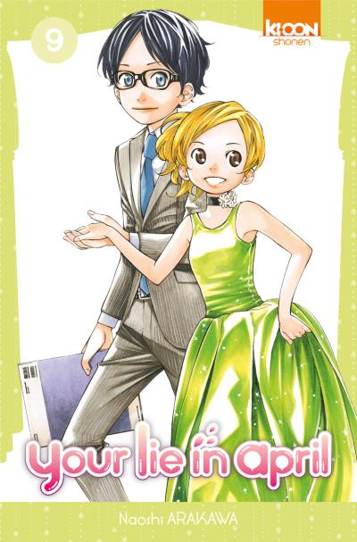 Your lie in April - Tome 09 : Your Lie in April