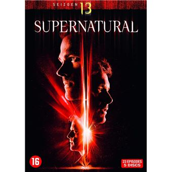 SUPERNATURAL SEASON 13 (5DVD) (IMP)