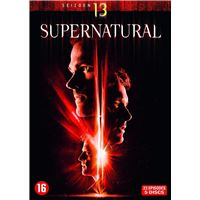 Supernatural Saison 13 DVD