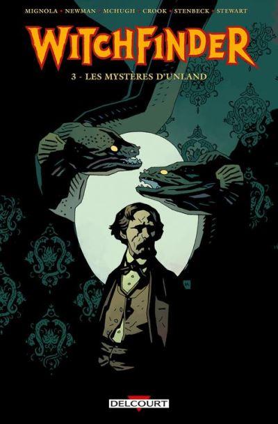 Witchfinder T03 - Les Mystères d'Unland - 9782756075891 - 9,99 €