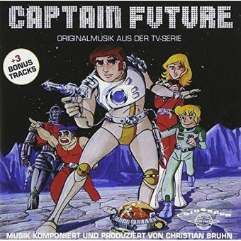Captain future/o s t bonustracks gate