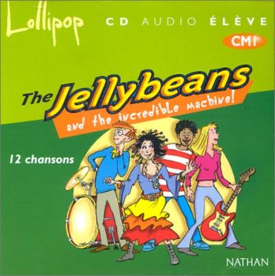 Lollipop CM1 - cd audio