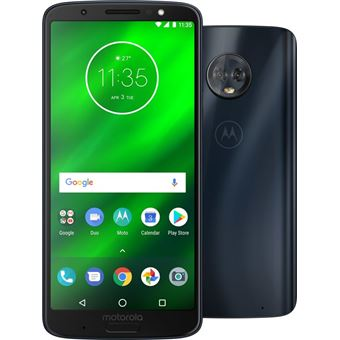 MOTOROLA MOTO G6 PLUS DEEP INDIGO 4G 5,9'' 64GB 12+5+8MP