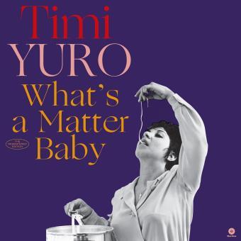 WHATS A MATTER BABY /LP
