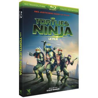 Les Tortues Ninja Blu-Ray