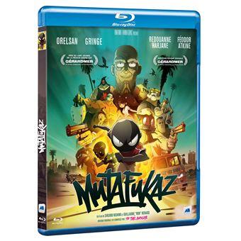 MutafukazMutafukaz Blu-ray