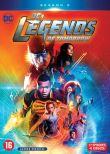 DC's Legends of Tomorrow - Saison 2 - DVD - DC COMICS (DVD)