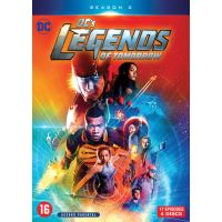 DC's Legends of Tomorrow Saison 2 DVD