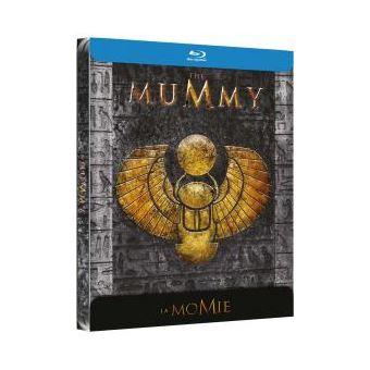 MummyLa Momie Steelbook Blu-ray
